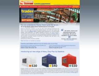 market-stalls.co.uk screenshot