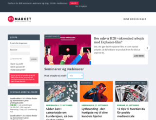marketcommunity.com screenshot