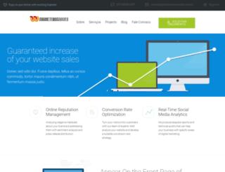marketeirosnaweb.com.br screenshot