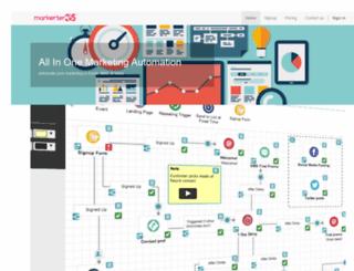 marketer365.com screenshot