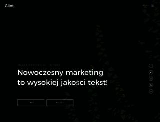 marketerwsieci.pl screenshot