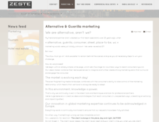 marketing-alternative.ch screenshot