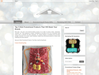 marketing-gifts.com screenshot