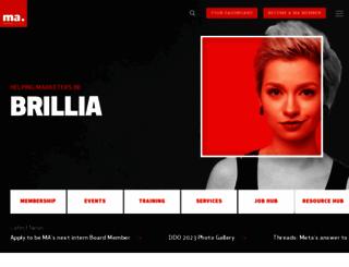 marketing.org.nz screenshot