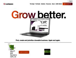 marketing.reachforce.com screenshot