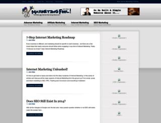 marketingfool.com screenshot
