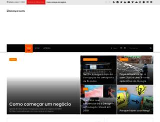 marketingguerrilha.com.br screenshot