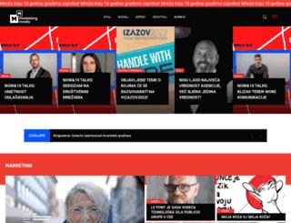marketingmreza.rs screenshot