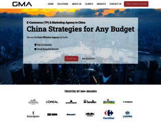 marketingtochina.com screenshot