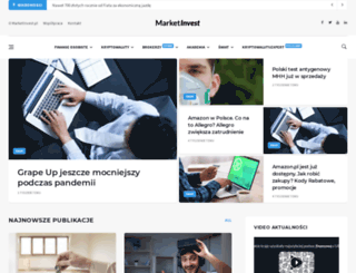 marketinvest.pl screenshot