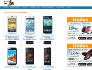 marketloot.com screenshot
