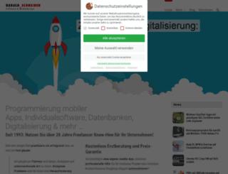 marketmix.com screenshot