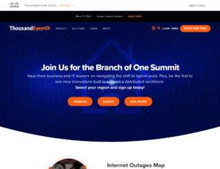 marketo-web.thousandeyes.com screenshot