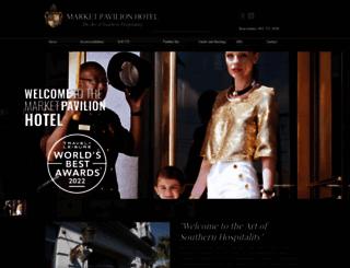 marketpavilion.com screenshot