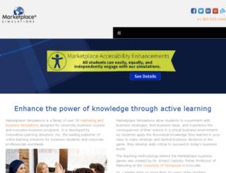 marketplace-live.com screenshot