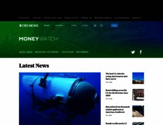markets.cbsnews.com screenshot