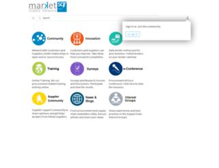 marketsqr.com screenshot