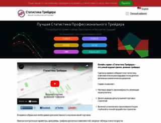 marketstat.ru screenshot