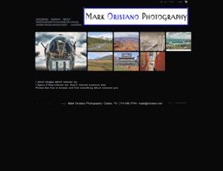 markoristano.photoshelter.com screenshot
