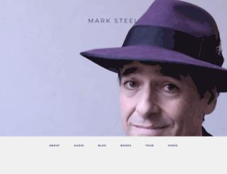 marksteelinfo.com screenshot