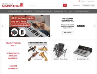 markstein.de screenshot