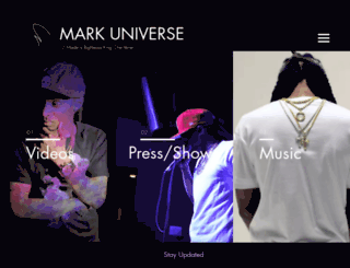 markuniverse.com screenshot
