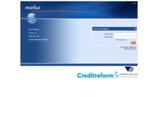 markusneo.bvdep.com screenshot