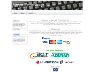 markviii.com screenshot