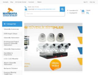 marmaraguvenliksistemleri.com screenshot