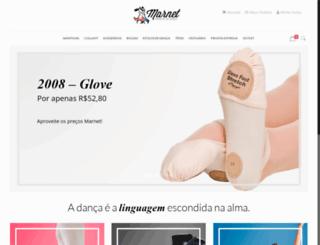 marnet.com.br screenshot