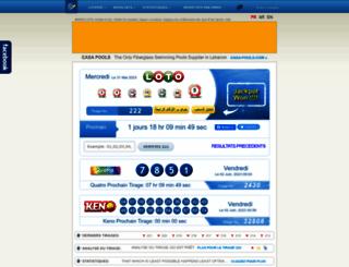 marocloto.com screenshot