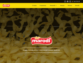 marodi.com screenshot