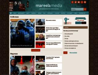 maroelamedia.co.za screenshot