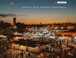 marrakechweekend.com screenshot