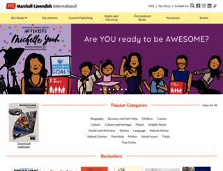 marshallcavendish.com screenshot