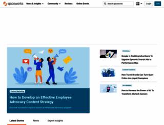 martechadvisor.com screenshot