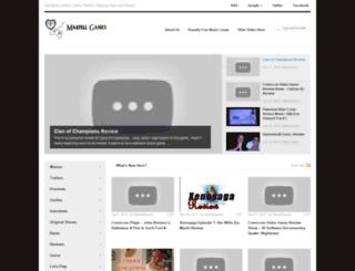martellgames.com screenshot