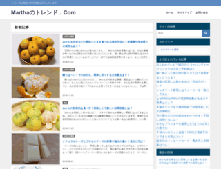 marthanew.com screenshot