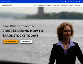 marthastokes.com screenshot