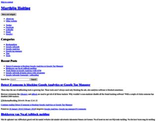 marthijnhoiting.com screenshot