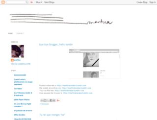 martinatc.blogspot.com screenshot
