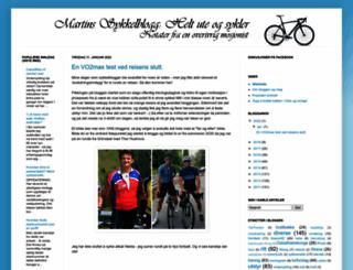 martinhoff.com screenshot