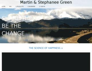 martinstephqhope.com screenshot