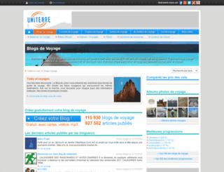 marujayjulinho.uniterre.com screenshot