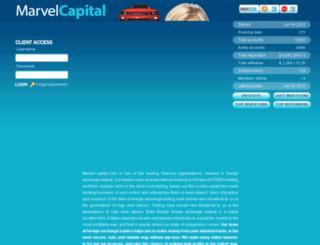 marvel-capital.com screenshot