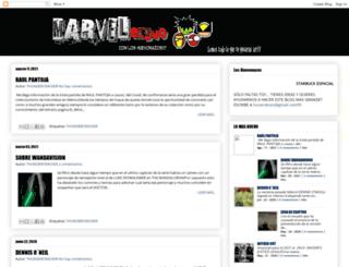 marveleando.blogspot.com screenshot