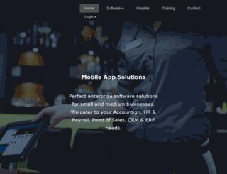 mas.com.sg screenshot