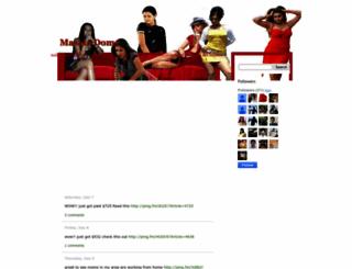 masaladome.blogspot.com screenshot