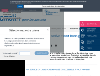 masanteactive.com screenshot