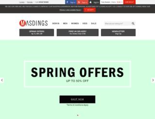 masdings.com screenshot